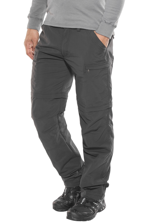 VAUDE Farley ZO IV pantalon convertible de randonn/ée pantalon femme avec protection solaire pantalon de montagne /éco-responsable